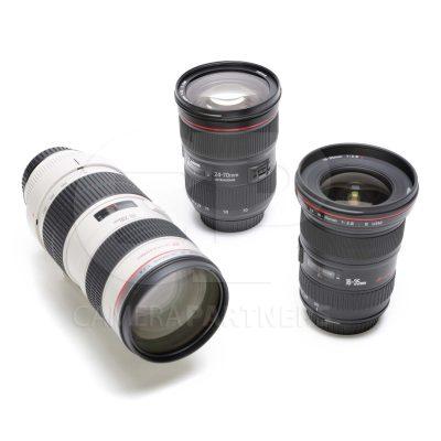 2.8, three lens kit.