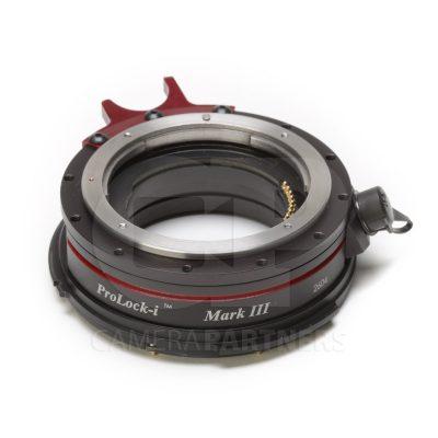 Optitek mark III, EF-FZ lens adapter.